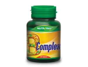 Nutrimax B Complex 30 tablet 1